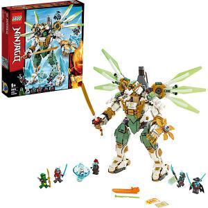 Конструктор  Ninjago 70676: Механический Титан Ллойда LEGO