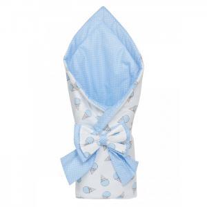 Конверт-одеяло на выписку Нелето Мороженое Чудо-чадо