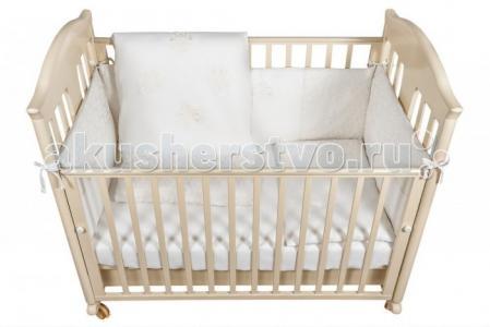 Комплект в кроватку  Elitte (6 предметов) Bebe Luvicci