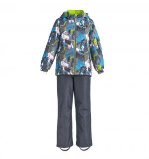 Комплект куртка/брюки  Парк Миллениум, цвет: серый Premont