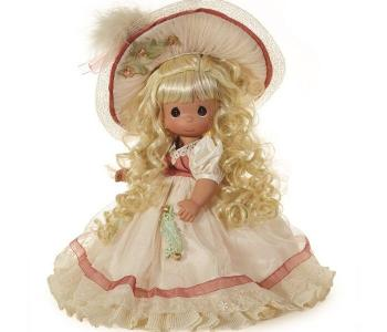Кукла Викторианское очарование блондинка 30 см Precious