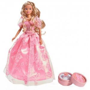 Кукла Штеффи Мечтательная принцесса с аксессуарами 29 см Simba