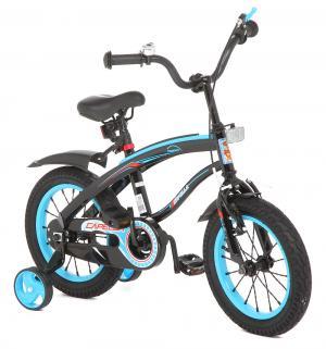 Велосипед  G14BM, цвет: синий/черный Capella