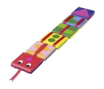Деревянная игрушка  Змейка магическая (Лестница Иакова) Goki