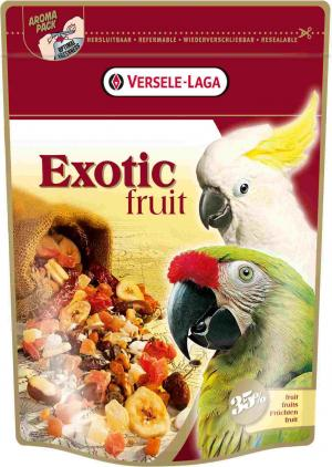 Корм  Exotic Fruit для крупных попугаев, 600г Versele-Laga