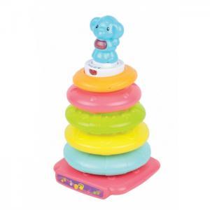 Развивающая игрушка  Музыкальная пирамидка Слоник Red Box