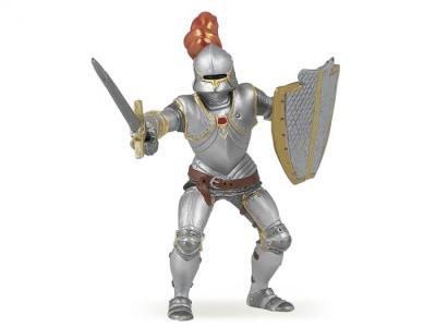 Игровая реалистичная фигурка Рыцарь в доспехах Papo