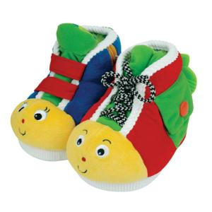 Развивающая игрушка Ks Kids Ботинки обучающие K's