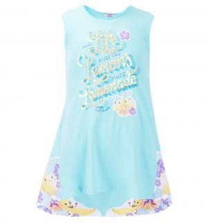 Платье , цвет: бирюзовый Bellbimbo