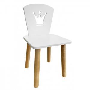Детский стул Princess (натуральный корпус) РусЭкоМебель