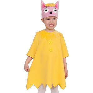 Карнавальный костюм Три кота Лапочка Карнавалофф. Цвет: разноцветный