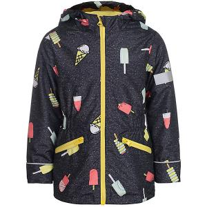 Куртка Леди JICCO BY OLDOS для девочки. Цвет: серый