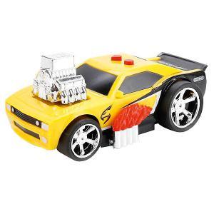 Гоночная машина , черно-желтая Играем вместе. Цвет: черный/желтый