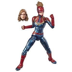 Игровая фигурка Marvel Legends Капитан Марвел, 15 см Hasbro. Цвет: разноцветный