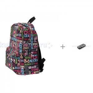 Рюкзак Хиппи с пеналом Colorz Box 3D Bags
