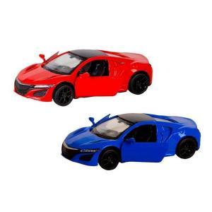 Машина  Acura NSX красная 12 см Пламенный мотор