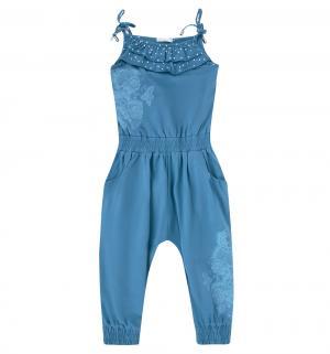 Комбинезон  Поэзия, цвет: голубой Wojcik