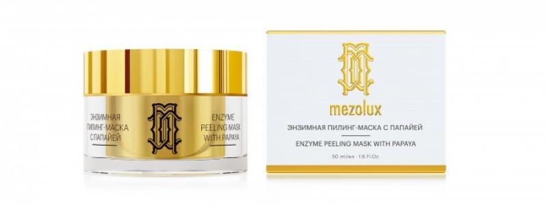 Mezolux Пилинг-маска энзимная с папайей 50 мл Librederm