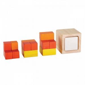 Развивающая игрушка  Кубики Дроби Plan Toys