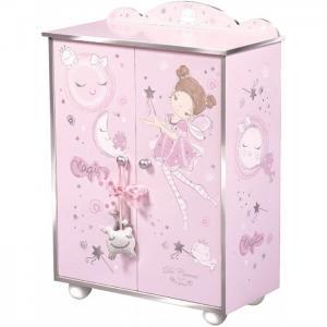 Гардеробный шкаф для куклы Мария 54 см DeCuevas