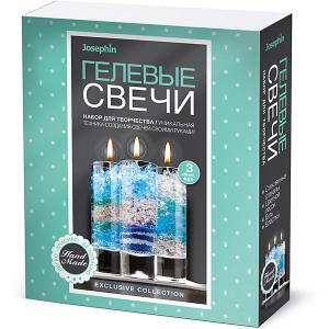 Набор для создания гелевых свечей Josephin, № 6 Josephine. Цвет: разноцветный