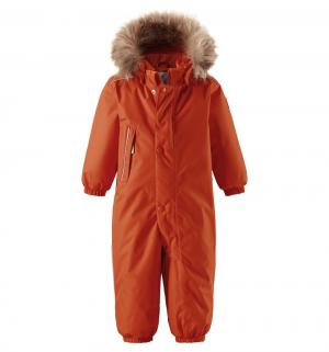 Комбинезон  Tec Gotland, цвет: оранжевый Reima