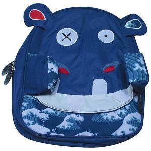Рюкзак Deglingos Hippipos LHippo синий. Цвет: atlantikblau