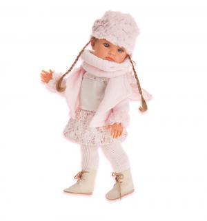 Кукла  Белла с шарфиком 45 см Juan Antonio
