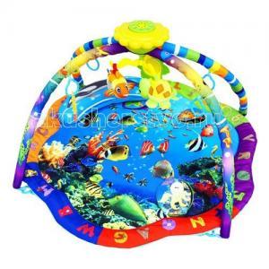Развивающий коврик  Музыкальный подводный мир La-di-da