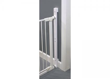 Комплект для установки ворот безопасности к стенам с плинтусом Safe&Care