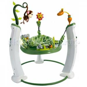 Игровой центр  ExerSaucer Safari Friends Evenflo