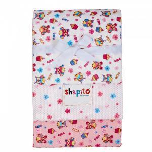 Пеленка  Shapito Комплект фланель 120х90 3 шт. Giovanni