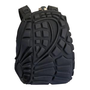 Рюкзак  Octopack Half Abyss, 36х30х15 см MadPax. Цвет: черный