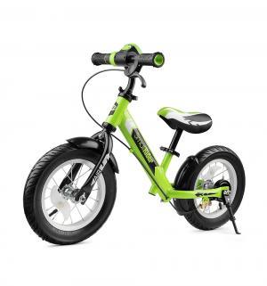 Беговел  Roadster 2 Air Plus, цвет: зеленый Small Rider