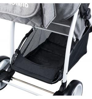 Прогулочная коляска  Liv, цвет: grey Lionelo