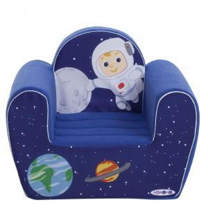 Кресло игровое  Экшен Космонавт, цвет: синий Paremo