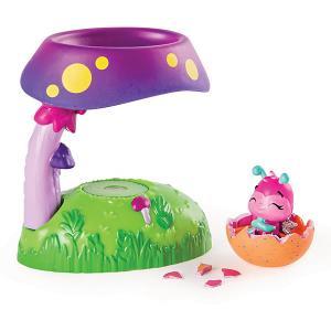 Игровой набор  Hatchimals Домик-гнездо Лес, со светом Spin Master