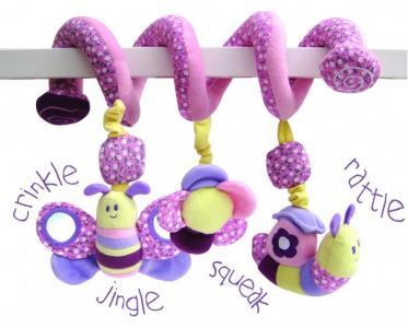 Подвесная игрушка  Спираль Бабочка Little Bird Told Me