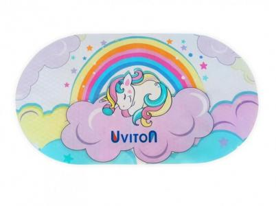 Коврик  противоскользящий Единорог для ванны Uviton