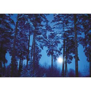 Пазл Heye Полнолуние в лесу, 500 деталей