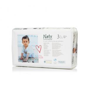 Подгузники  Фито (4-9 кг) 52 шт. Naty