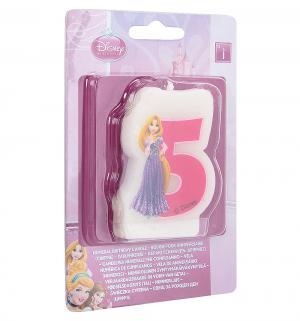 Объемная свечка  Принцессы 5 Procos