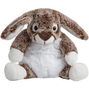 Мягкая игрушка Molli Заяц, 21 см Molly. Цвет: коричневый