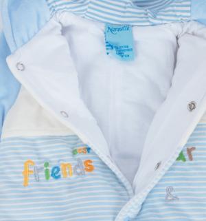 Комбинезон , цвет: голубой Nannette
