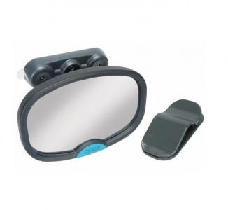 Brica зеркало контроля за ребёнком в автомобиле Dual Sight Mirror Munchkin