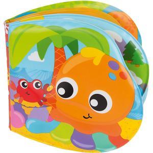 Игрушка книжка для игр в ванной Playgro. Цвет: разноцветный