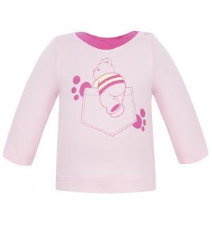 Кофта  baby & kids, цвет: розовый Tiger