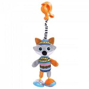 Подвесная игрушка  на прищепке Волчонок Хати 36x12 см Biba Toys