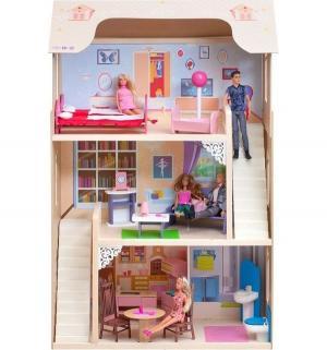 Дом для кукол  Шарм 120 см Paremo