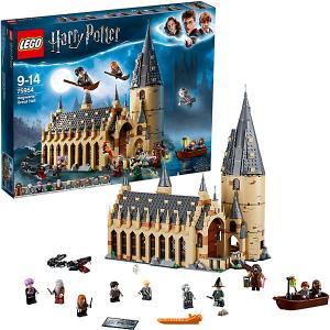 Конструктор  Harry Potter 75954: Большой зал Хогвартса LEGO